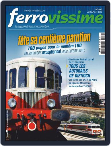 Ferrovissime July 1st, 2019 Digital Back Issue Cover