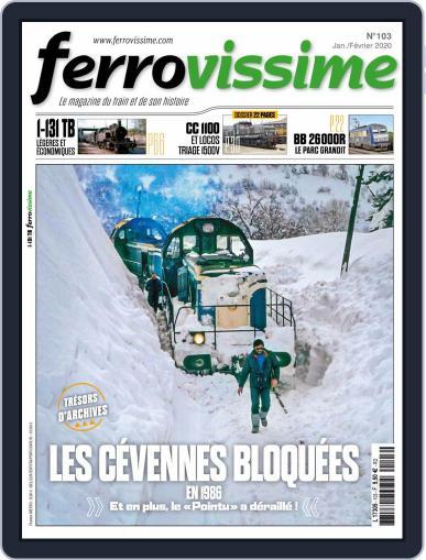 Ferrovissime January 1st, 2020 Digital Back Issue Cover