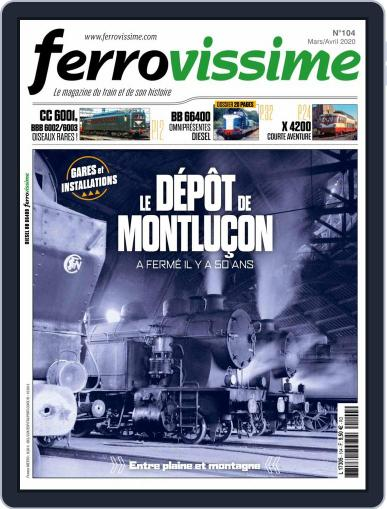 Ferrovissime March 1st, 2020 Digital Back Issue Cover