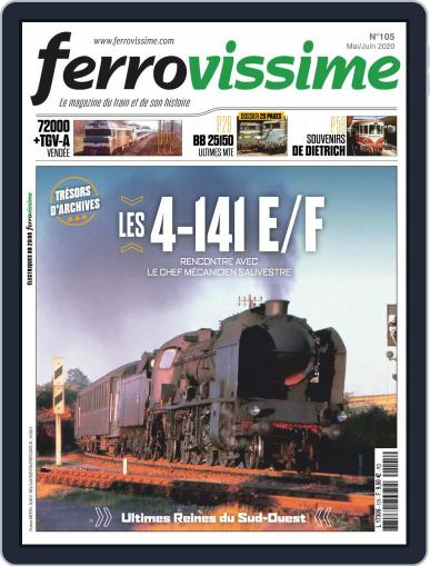 Ferrovissime May 1st, 2020 Digital Back Issue Cover
