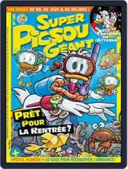 Super Picsou Géant (Digital) Subscription August 10th, 2016 Issue