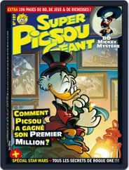 Super Picsou Géant (Digital) Subscription December 1st, 2016 Issue
