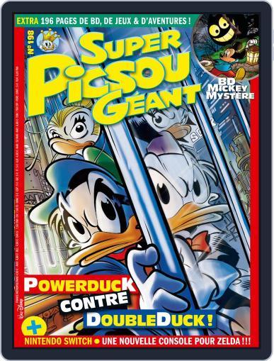 Super Picsou Géant (Digital) February 1st, 2017 Issue Cover