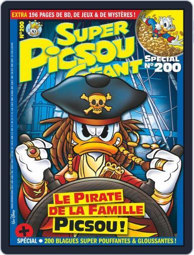 Super Picsou Géant (Digital) June 1st, 2017 Issue Cover