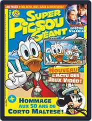 Super Picsou Géant (Digital) Subscription August 1st, 2017 Issue