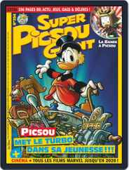 Super Picsou Géant (Digital) Subscription February 1st, 2018 Issue