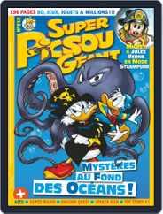 Super Picsou Géant (Digital) Subscription June 1st, 2019 Issue
