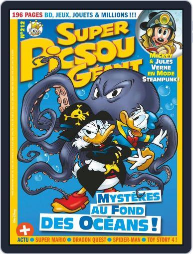 Super Picsou Géant (Digital) June 1st, 2019 Issue Cover