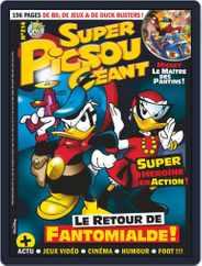 Super Picsou Géant (Digital) Subscription October 1st, 2019 Issue