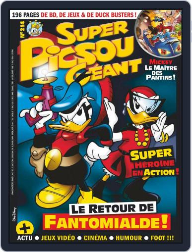 Super Picsou Géant (Digital) October 1st, 2019 Issue Cover