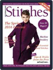 Australian Stitches (Digital) Subscription July 14th, 2016 Issue