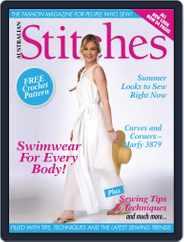 Australian Stitches (Digital) Subscription December 1st, 2016 Issue