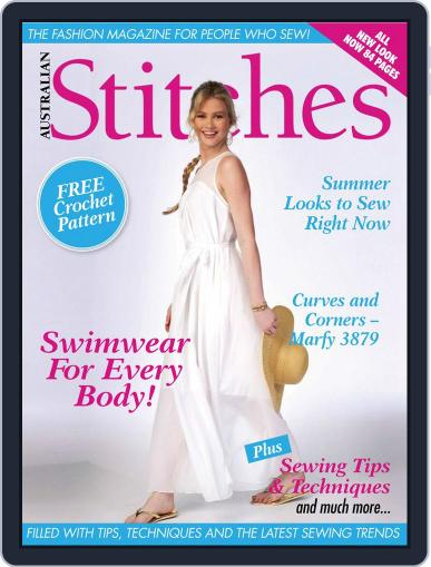 Australian Stitches (Digital) December 1st, 2016 Issue Cover