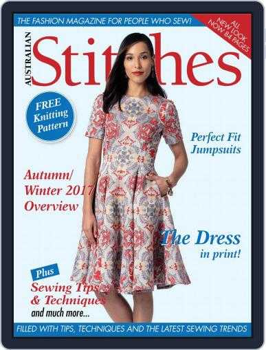 Australian Stitches (Digital) January 1st, 2017 Issue Cover