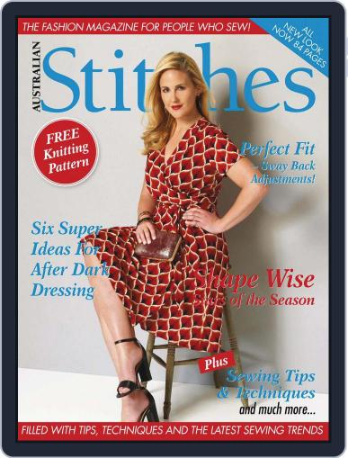 Australian Stitches (Digital) March 26th, 2017 Issue Cover