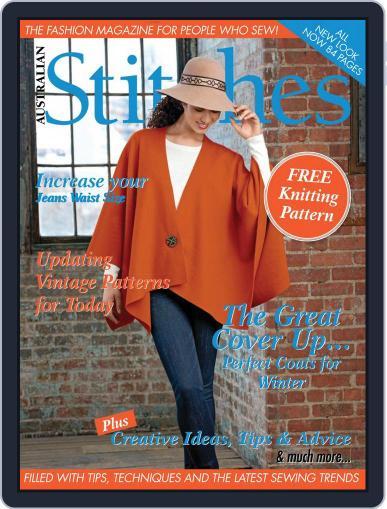 Australian Stitches (Digital) April 1st, 2017 Issue Cover