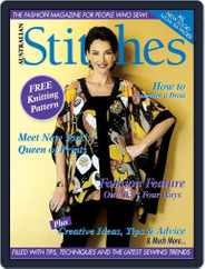 Australian Stitches (Digital) Subscription July 1st, 2017 Issue
