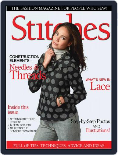 Australian Stitches (Digital) December 1st, 2017 Issue Cover