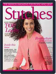 Australian Stitches (Digital) Subscription June 1st, 2018 Issue