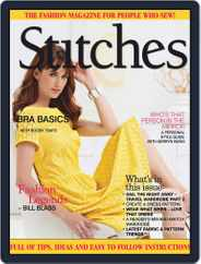 Australian Stitches (Digital) Subscription April 1st, 2019 Issue