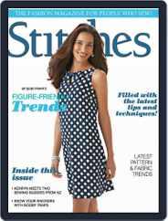 Australian Stitches (Digital) Subscription August 1st, 2019 Issue
