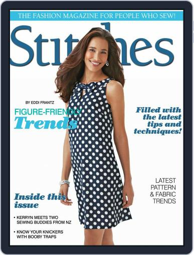 Australian Stitches (Digital) August 1st, 2019 Issue Cover