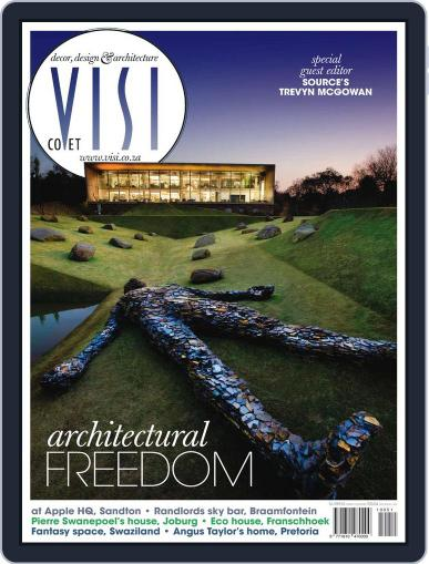 Visi November 8th, 2010 Digital Back Issue Cover