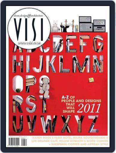 Visi December 22nd, 2010 Digital Back Issue Cover