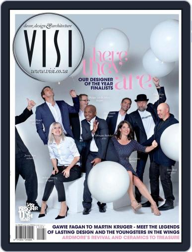 Visi February 22nd, 2011 Digital Back Issue Cover