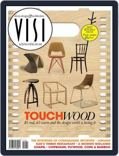 Visi June 10th, 2011 Digital Back Issue Cover