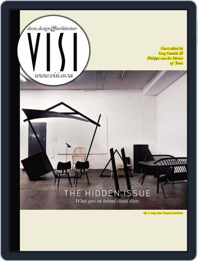 Visi October 11th, 2011 Digital Back Issue Cover