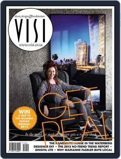 Visi December 13th, 2011 Digital Back Issue Cover