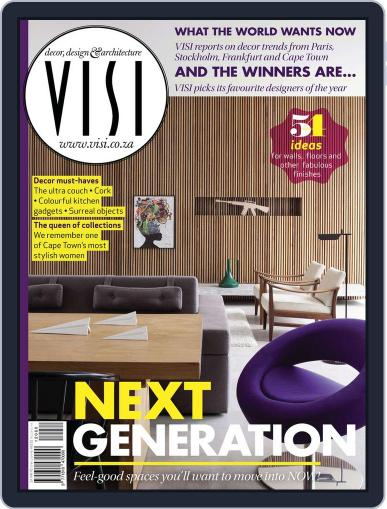 Visi May 15th, 2012 Digital Back Issue Cover