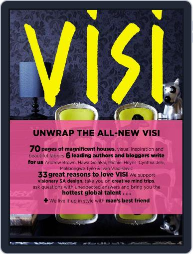 Visi July 17th, 2012 Digital Back Issue Cover