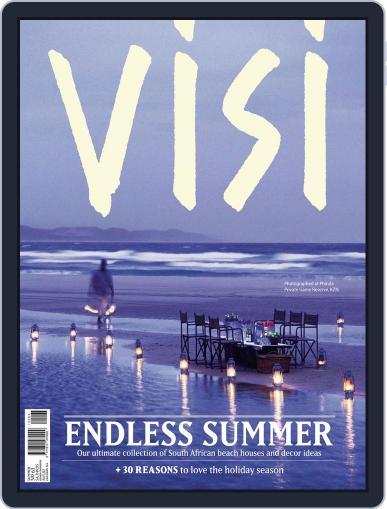 Visi November 25th, 2012 Digital Back Issue Cover