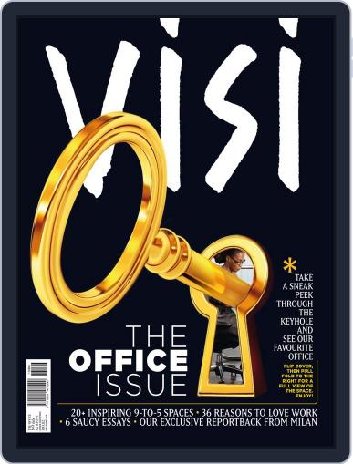 Visi May 26th, 2013 Digital Back Issue Cover