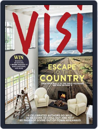 Visi July 14th, 2013 Digital Back Issue Cover