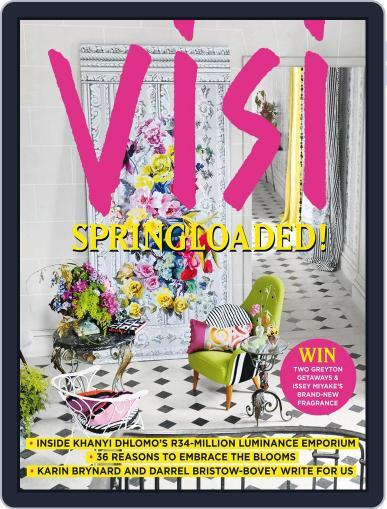 Visi September 25th, 2013 Digital Back Issue Cover