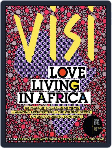 Visi January 27th, 2014 Digital Back Issue Cover
