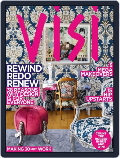 Visi April 7th, 2014 Digital Back Issue Cover