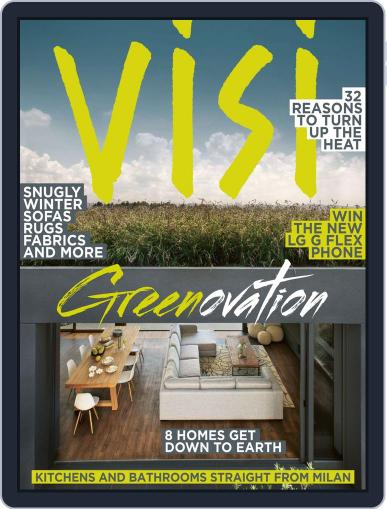 Visi May 19th, 2014 Digital Back Issue Cover