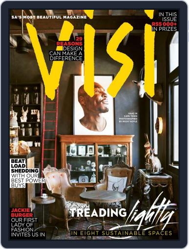Visi March 30th, 2015 Digital Back Issue Cover