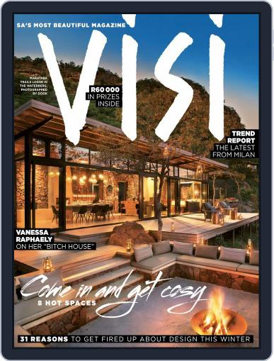 Visi May 25th, 2015 Digital Back Issue Cover