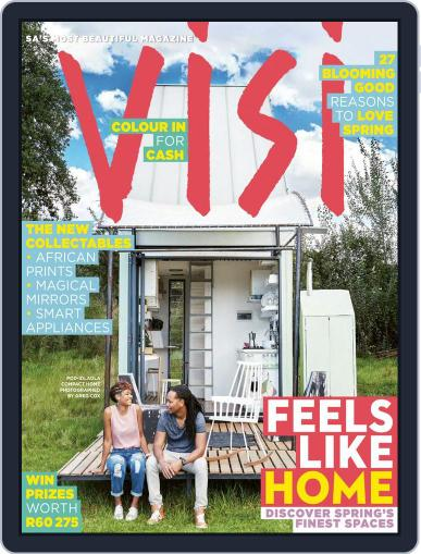 Visi July 27th, 2015 Digital Back Issue Cover