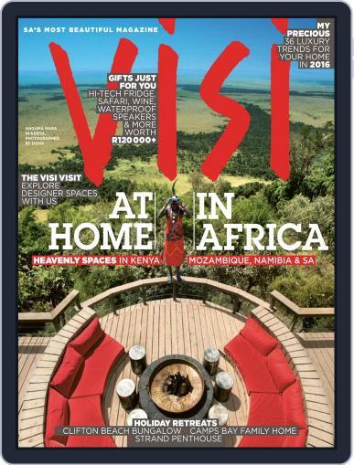 Visi December 1st, 2015 Digital Back Issue Cover