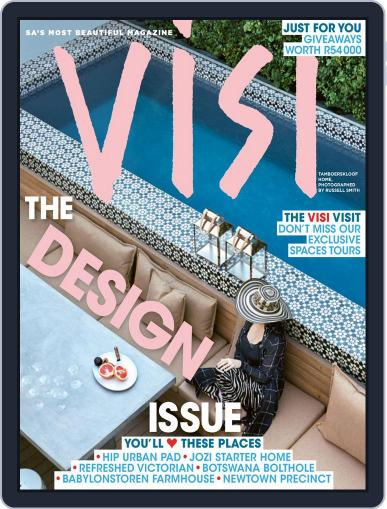 Visi January 25th, 2016 Digital Back Issue Cover
