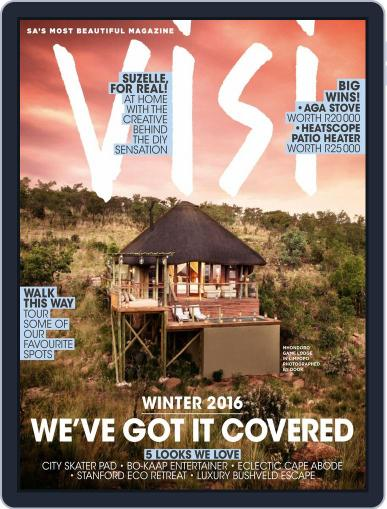 Visi May 30th, 2016 Digital Back Issue Cover