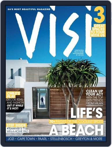 Visi October 1st, 2016 Digital Back Issue Cover