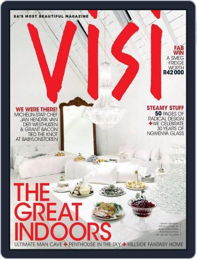 Visi June 1st, 2017 Digital Back Issue Cover