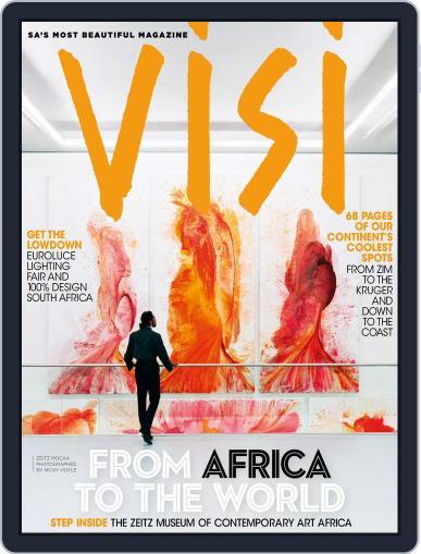 Visi October 1st, 2017 Digital Back Issue Cover